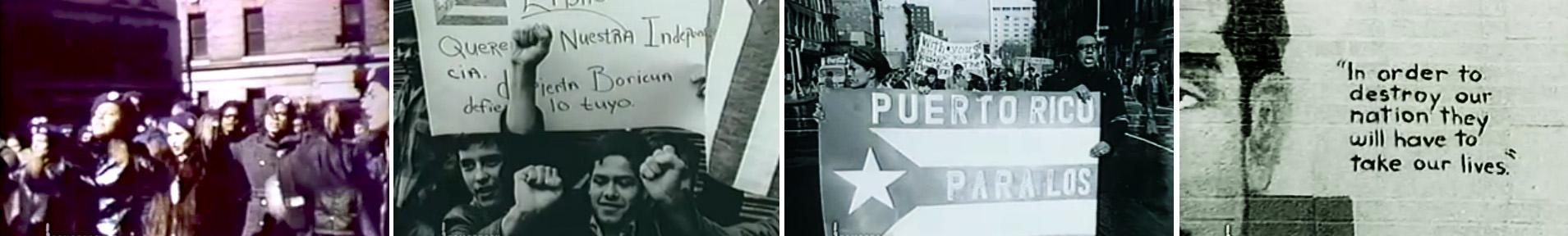 El Pueblo se Lebanta, NYC Newsreel, 1971