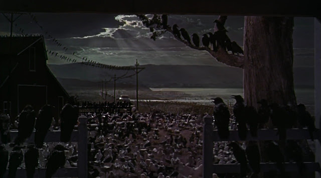 The Birds () de Alfred Hitchcock