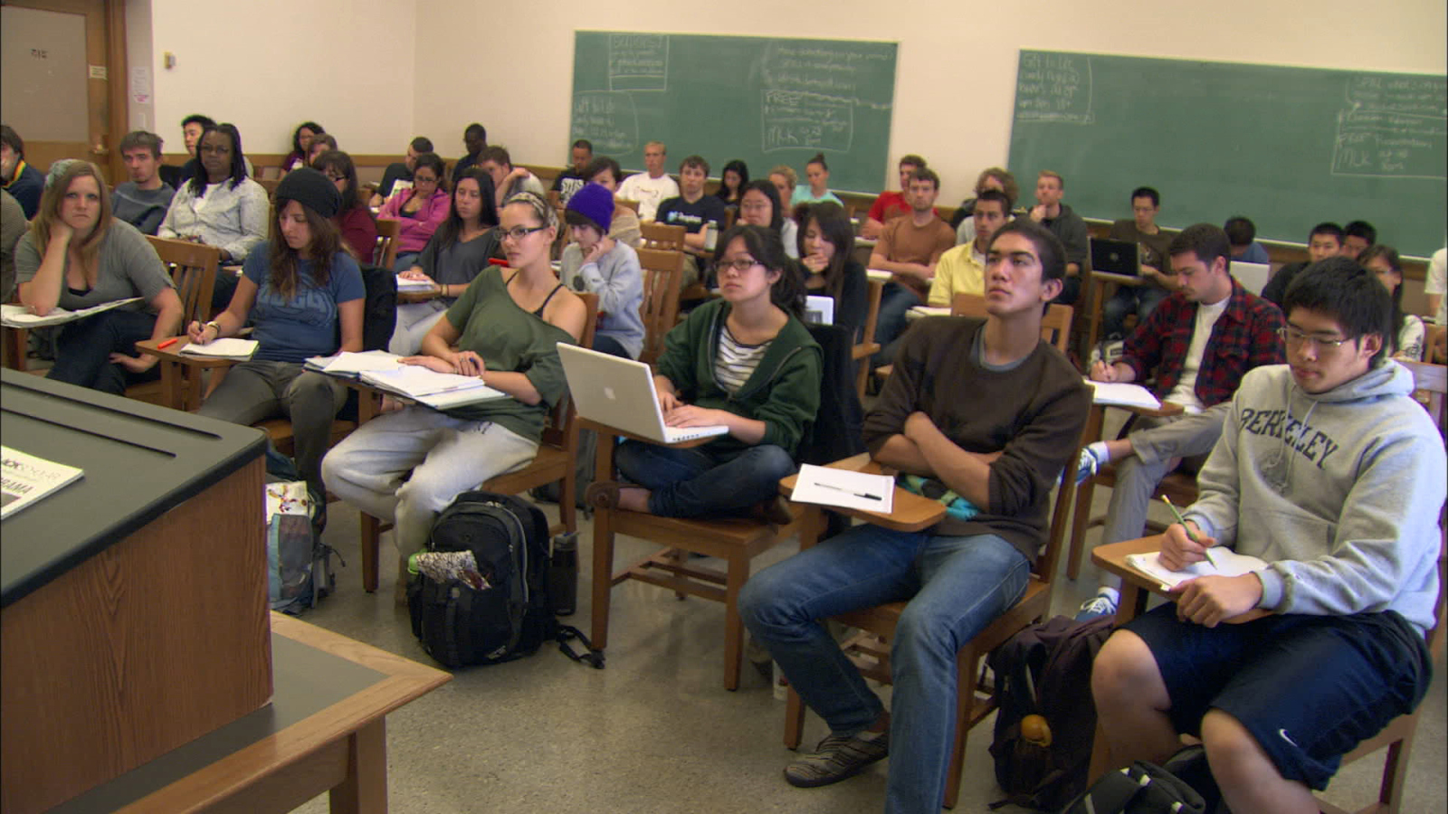 At Berkeley (2013) de Frederick Wiseman