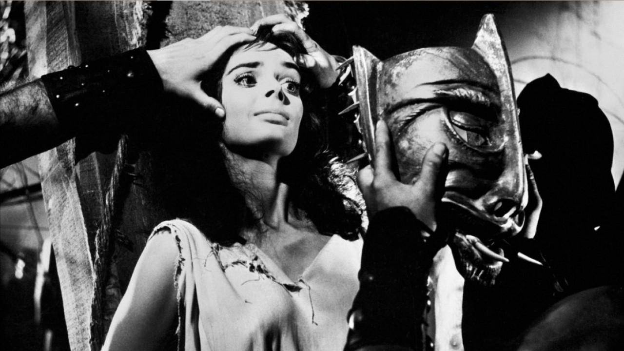 La maschera del demonio (A Máscara do Demónio, 1960) de Mario Bava