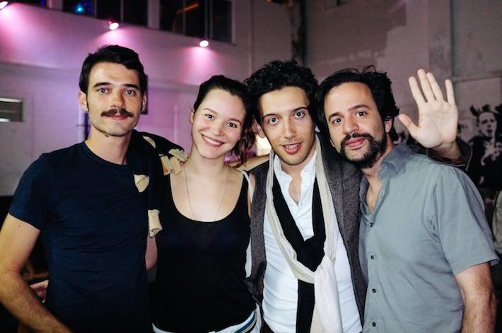 """Para além dos filmes, no IndieLisboa International Film Festival houve todo um universo paralelo """"by night"""", onde se celebrou o convívio, no espaço Primeiro Andar."""