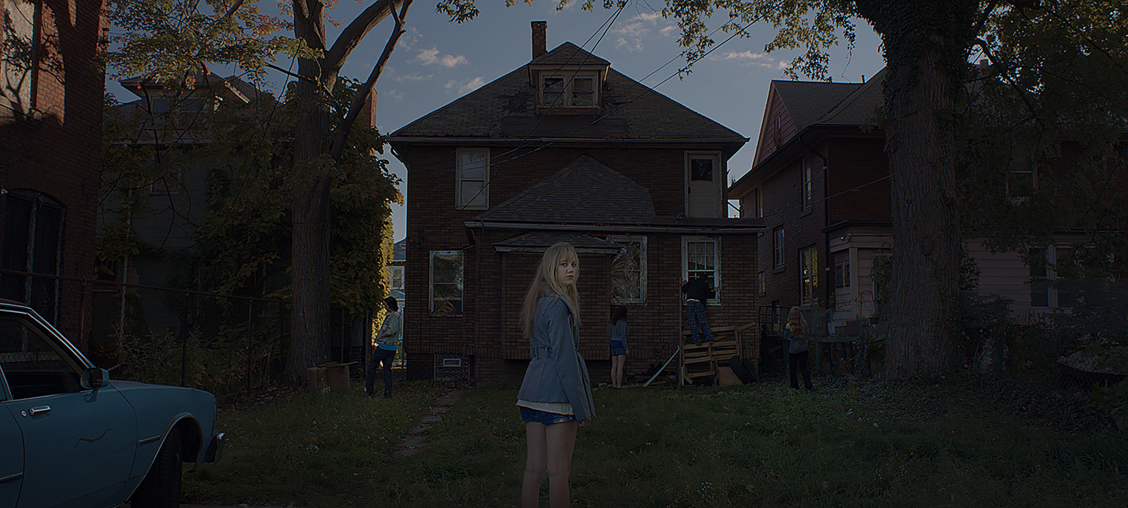It Follows (2014) de David Robert Mitchell