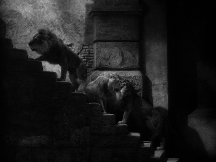 The Sign of the Cross (O Sinal da Cruz, 1932) de Cecil B. DeMille