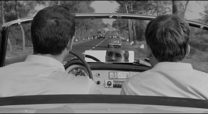 Il Sorpasso (A Ultrapassagem, 1962) de Dini Risi