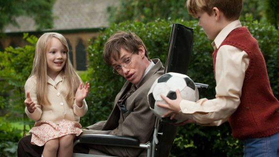 The Theory of Everything (2014) de James Marsh