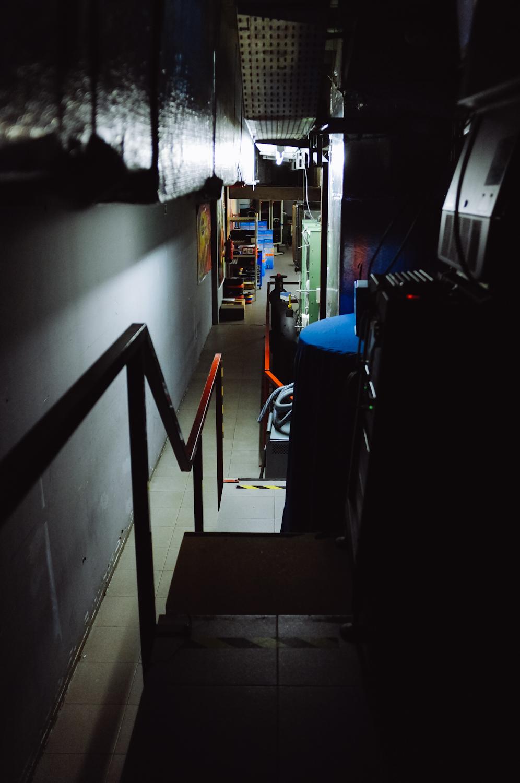 c43ce160736 Retrato de projecção  2  o cinema UCI-El Corte Inglés